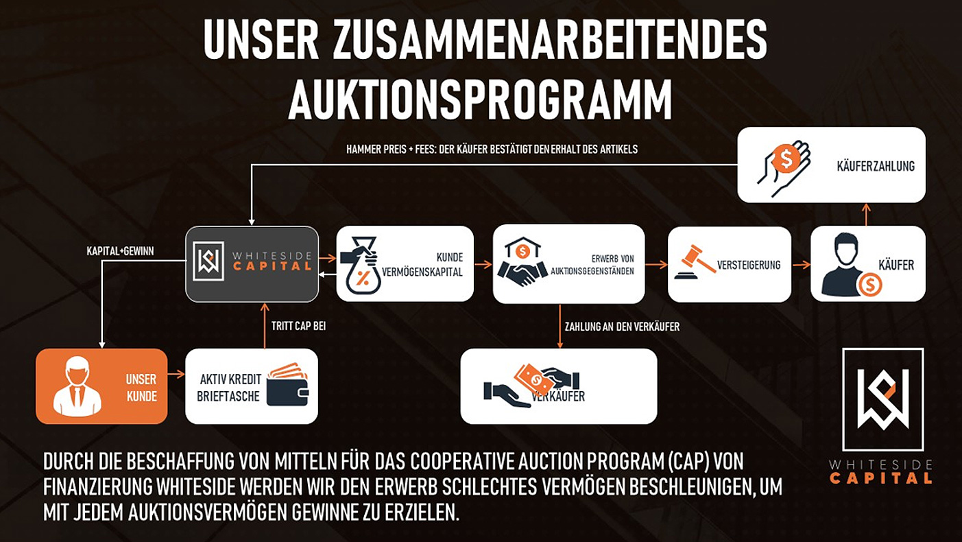 Collaborative Auction Program WSC Group Germany